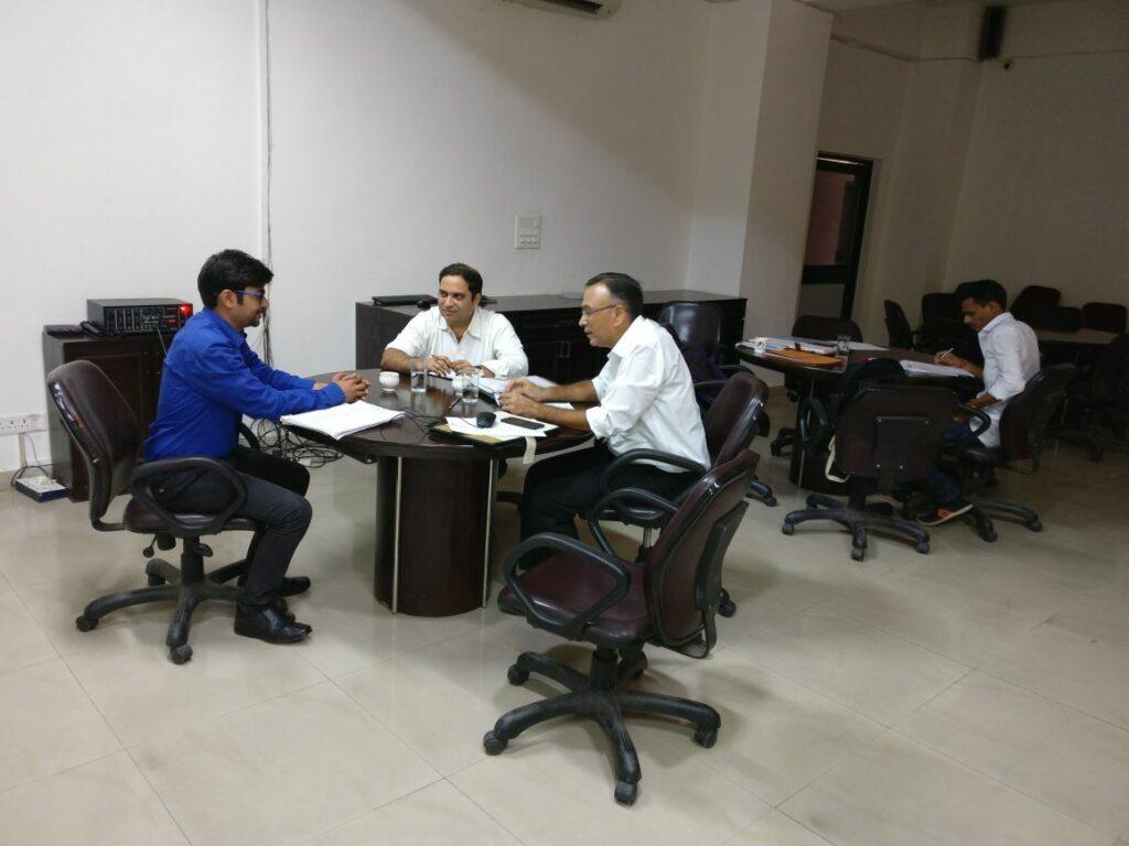 Samcara Mock Interview at Jaipuria School of Business (JSB)
