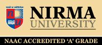 Samcara counselling for Nirma University, Ahmedabad MBA students